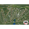Big Powderhorn Mountain Ski Patrol Map