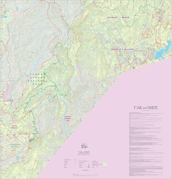 Turaco Trail Zimbabwe