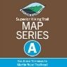 Map Series A: Superior Hiking Trail