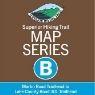 Map Series B: Superior Hiking Trail