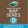 Map Series D: Superior Hiking Trail