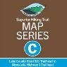 Map Series C: Superior Hiking Trail