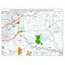 Hop River State Park - Index Map