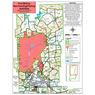 Fort McCoy Recreation Map-North
