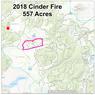2018 Cinder Fire