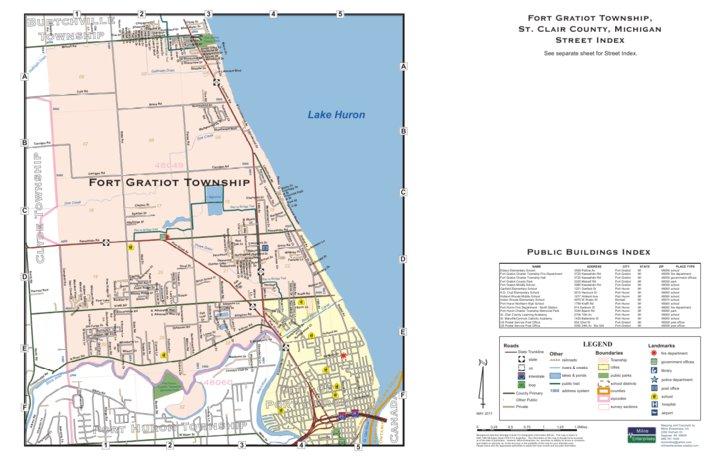 Fort Gratiot Township, St. Clair County, MI - Milne Enterprises, Inc on