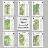 Great Day Hikes in Shenandoah National Park (8-Map Bundle)