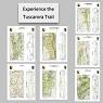 Experience the Tuscarora Trail (7-Map Bundle)