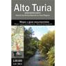 Alto Turia. Norte-Nord-North