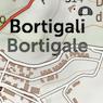 Mappa turistica di Bortigali