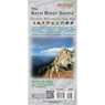 Kern River Sierra Outdoor Recreation Topo Map [Full Map]