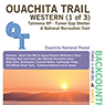 Ouachita Trail Western (1 of 3), Talimena State Park to Turner Gap Shelter