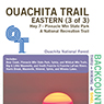Ouachita Trail Eastern (1 of 3), Hwy 7 to Pinnacle Mountain State Park