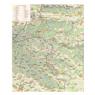 Őrség - Göcsej - Kemeneshát turistatérkép- csomag / Orseg-Gocsej-Kemeneshat Bundle
