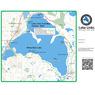 Lake Links trail map w segments