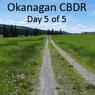 Okanagan CBDR - Day 5 of 5 - Oliver to Kelowna