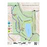 Hawkins Pond Nature Area Trail Map