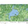 Lake Simcoe Area Map