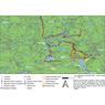 Algonquin Provincial Park - Lower South Map Part 2