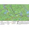 Algonquin Provincial Park - East Maps Bundle