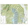 Selkirk Mountains Trail Map