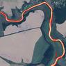 15. Південний Буг річка. (с.Потуш) Вінницька область. Карта глибин