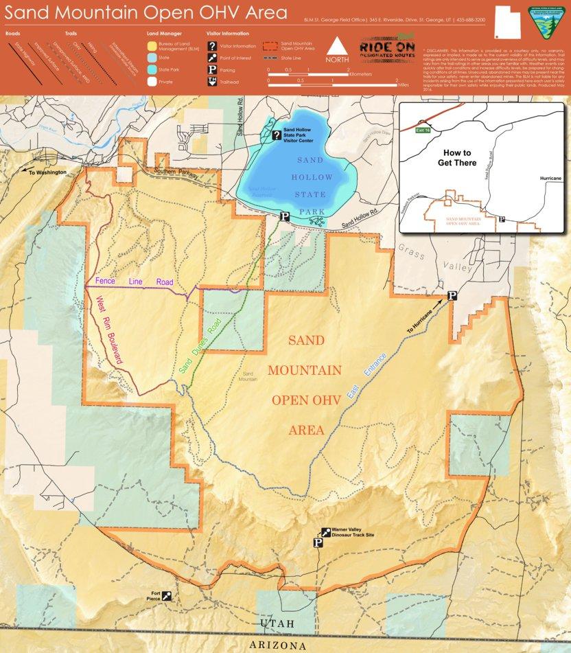 BLM Utah Sand Mountain OHV Area - Bureau of Land Management - Utah ...