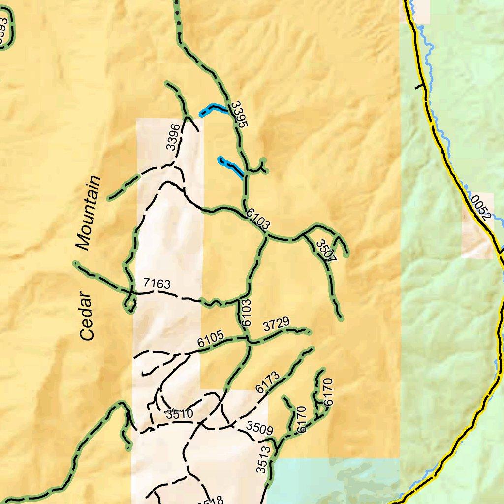 BLM Utah Sevier County - Bureau of Land Management - Utah - Avenza Maps