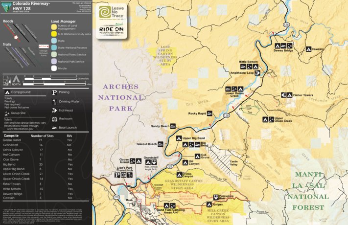 BLM Utah Colorado Riverway - Bureau of Land Management - Utah ...