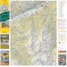 Vallon de Réchy, 1:25'000, Hiking Map
