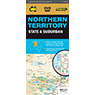 UBD-Gregory's Northern Territory State & Suburban, Map 571, edition 14