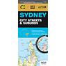 UBD-Gregory's Sydney City Streets & Suburbs, Map 262, edition 8