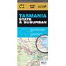 UBD-Gregory's Tasmania State & Suburban, Map 770, edition 27
