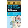 UBD-Gregory's Western Australia State & Suburban, Map 670, edition 16