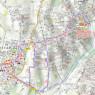 Pješačke rute oko Kleti Kunek Stari mlin - Hiking routes around Klet Kunek Stari mlin