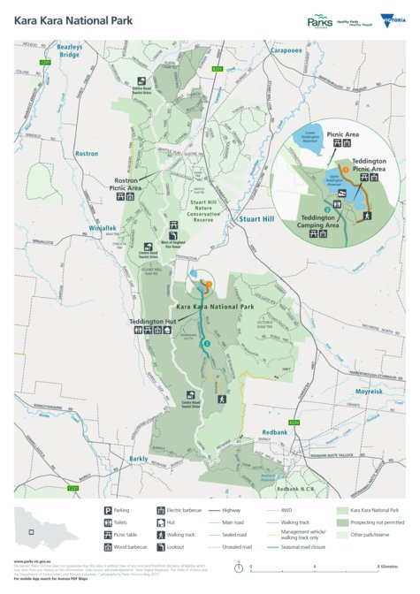 Kara Kara National Park Visitor Guide - Parks Victoria ...