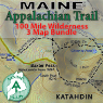 Appalachian Trail in Maine - 100 Mile Wilderness