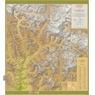 EVEREST Region TREKKING Map