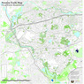 Newton Trails Map