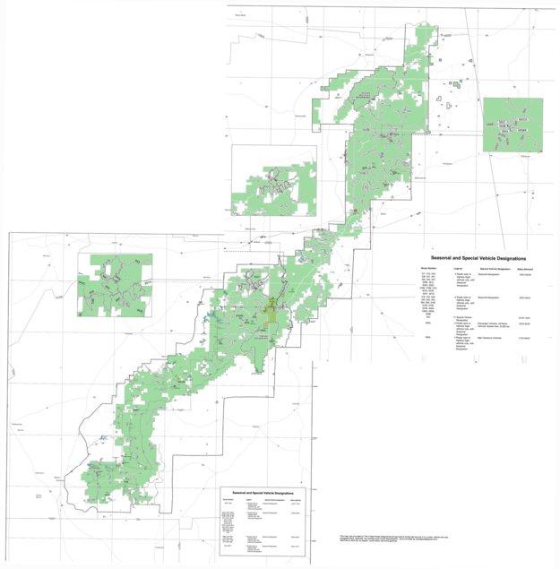Talladega National Forest Map Talladega National Forest 1.0   Panhandler   Avenza Maps Talladega National Forest Map