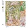 Oregon Hunting Unit 29, Evans Creek Land Ownership Map