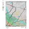HuntData Arizona Elk Hunt Unit 4B Game Concentration Map