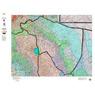 HuntData Arizona Elk Hunt Unit 5B-North Game Concentration Map