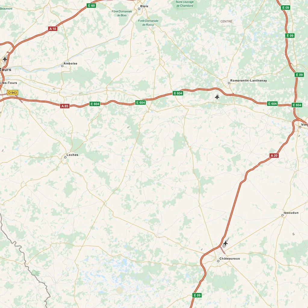 Paris And France Maps Pack Lokalen Kartographie Avenza Maps