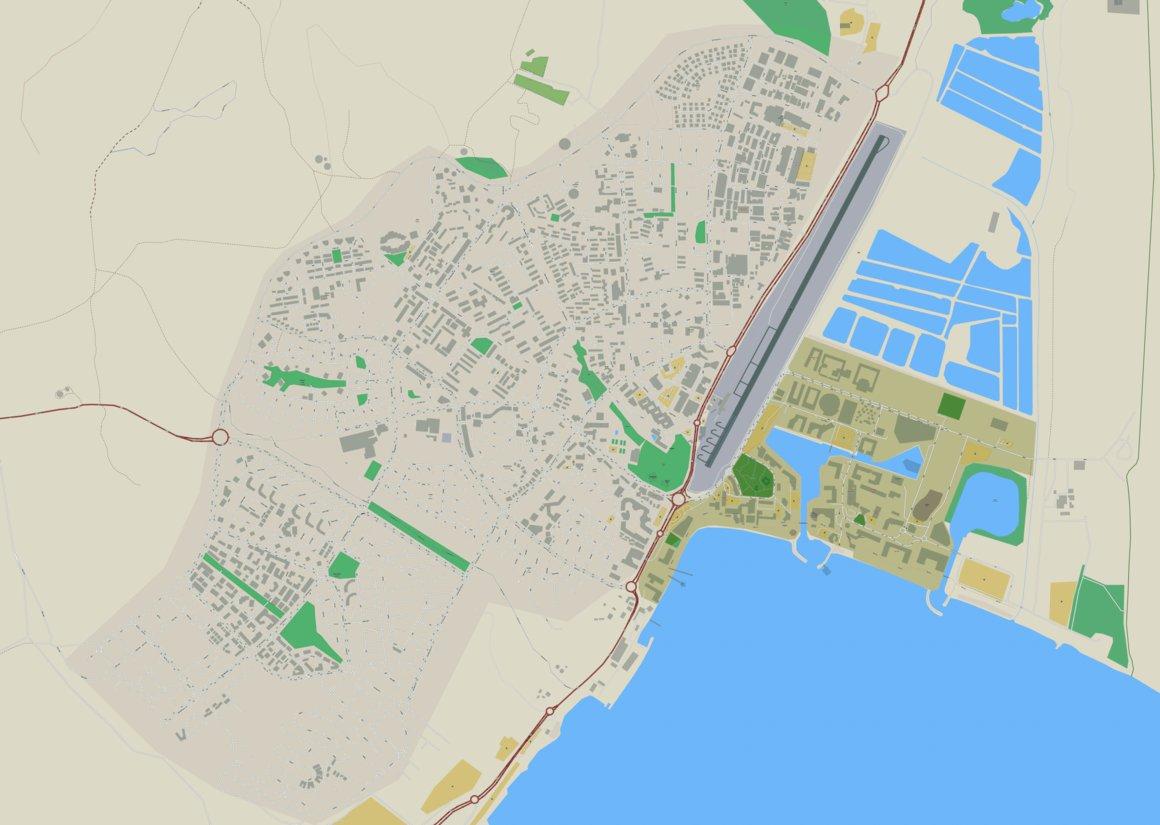 Eilat Israel Mojo Map Company Avenza Maps