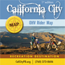 California City OHV Rider Map