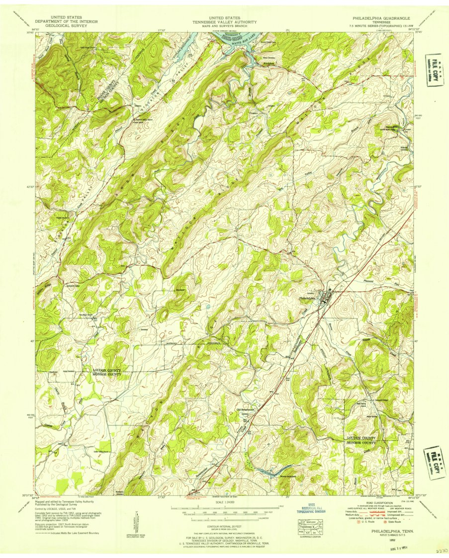 PHILADELPHIA, TN HISTORICAL MAP GEOPDF 7.5X7.5 GRID 24000 ... on kaz map, fsc map, gra map, meso map, caf map, solar generation map, geographical map, ita map, glonass map, gsc map, ori map, isr map, animate map, last dream map, dodge map, ac map, usa map, peo map, terrain map, pol map,