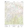 PRESCOTT, AZ TNM GEOPDF 7.5X7.5 GRID 24000-SCALE TM 2010
