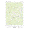 FRENCH GULCH, CA TNM GEOPDF 7.5X7.5 GRID 24000-SCALE TM 2010
