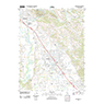 HEALDSBURG, CA TNM GEOPDF 7.5X7.5 GRID 24000-SCALE TM 2010
